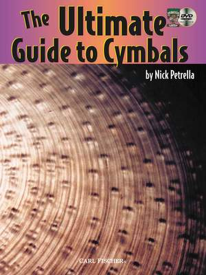 Nick Petrella: The Ulitmate Guide To Cymbals Product Image