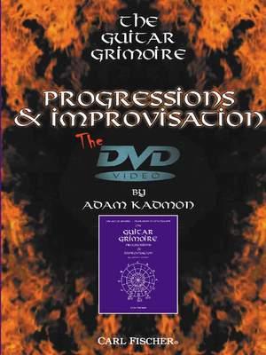 Kadmon, A: The Guitar Grimoire: Progressions and Improvisation, The DVD