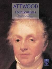 Thomas Attwood: Four Sonatinas