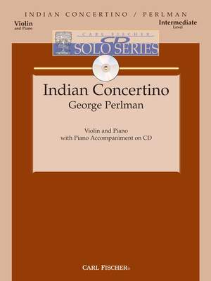 George Perlman: Indian Concertino