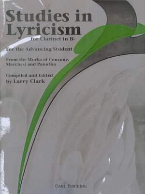 Clark: Studies in Lyricism