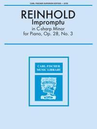 Hugo Reinhold: Impromptu
