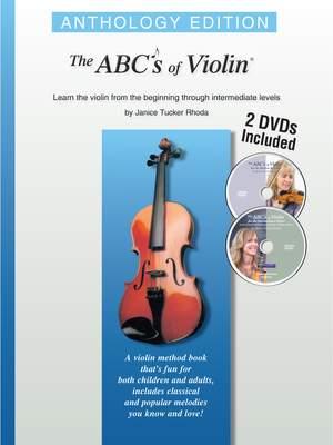 Janice Tucker Rhoda: The ABCs Of Violin - Anthology Edition