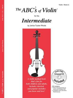 Rhoda: The ABCs of Violin for the Intermediate Violinist