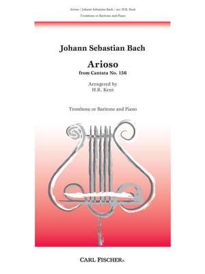 Johann Sebastian Bach: Arioso from 'Cantata No. 156'
