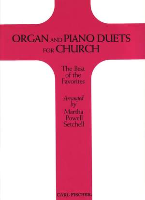 Camille Saint-Saëns_Jean Sibelius: Organ and Piano Duets for Church