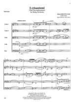 Giacomo Puccini: I Crisantemi Product Image