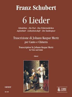 Schubert, F: 6 Songs