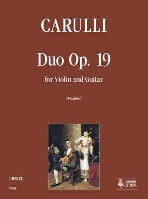 Carulli, F: Duo op. 19