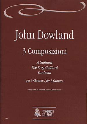 Dowland, J: 3 Compositions