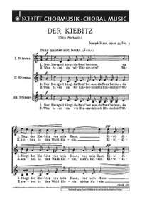 Haas, J: Sechs Lieder op. 44