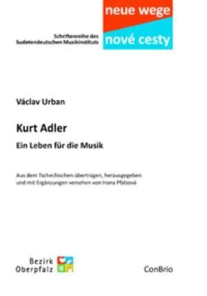 Urban, V: Kurt Adler