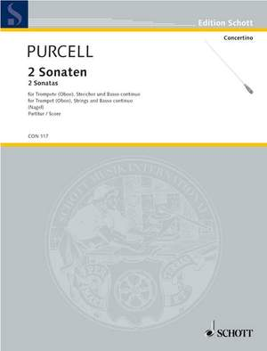 Purcell, D: Two Sonatas