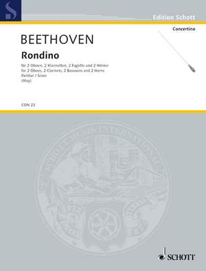 Beethoven, L v: Rondino E flat Major op. posth.