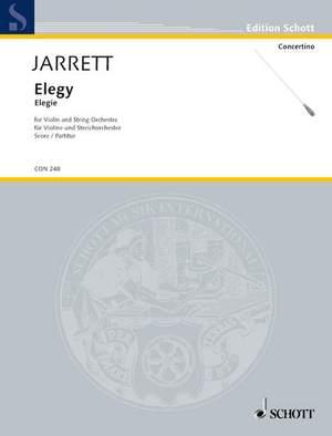 Jarrett, K: Elegy
