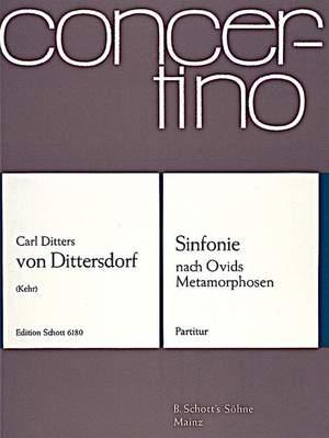 Dittersdorf, K D v: Symphony F Major