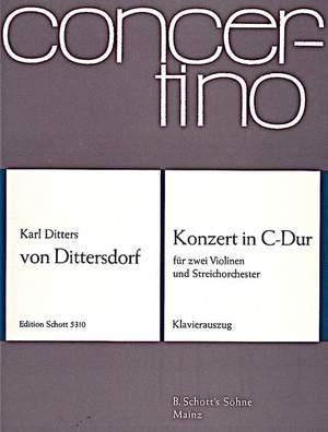 Dittersdorf, K D v: Concerto in C Major