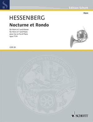 Hessenberg, K: Nocturne et Rondo op. 71/4