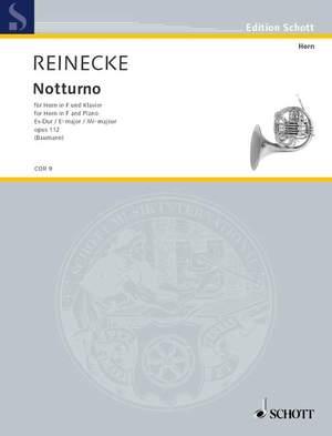 Reinecke, C: Notturno op. 112