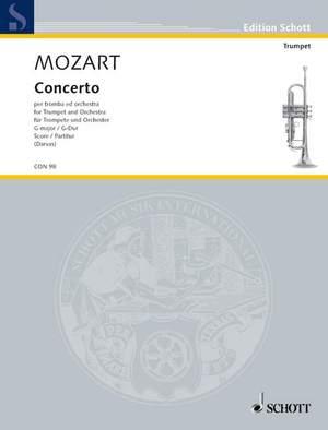Mozart, L: Concerto G-Dur