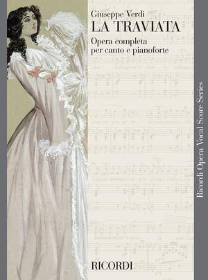 Verdi: La Traviata (Italian text)