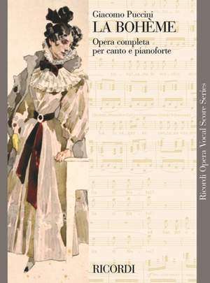 Puccini: La Bohème (Italian text)