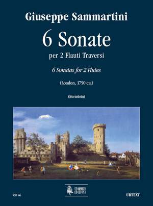 Sammartini, G: 6 Sonatas (London c.1750)