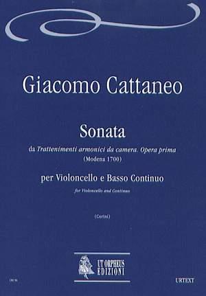 Cattaneo, G: Sonata