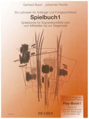Spielbuch: 1 Anthologies