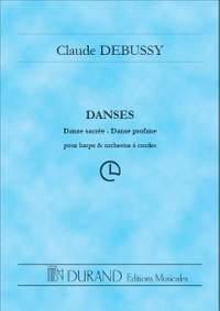 Debussy: Danses