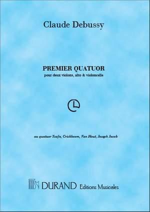 Debussy: Quatuor à Cordes No.1, Op.10 in G minor