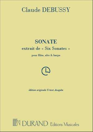 Debussy: Sonate