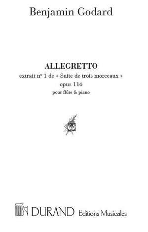 Godard: Allegretto Op.116, No.1