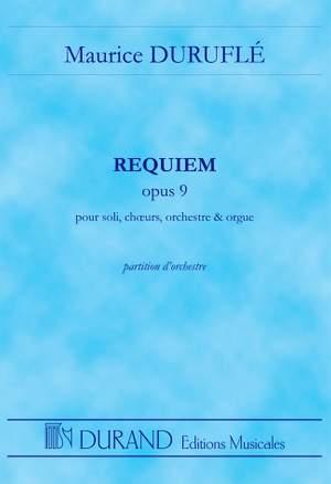 Duruflé: Requiem Op.9