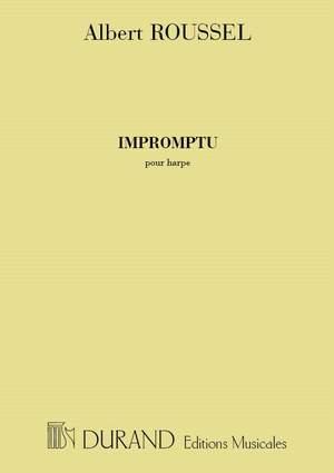 Roussel: Impromptu Op.21