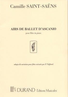 Saint-Saëns: Airs de Ballet d'Ascanio