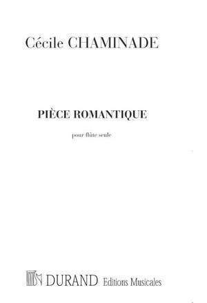 Chaminade: Pièce romantique Op.9