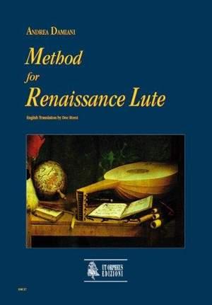 Damiani, A: Method for Renaissance Lute (english version)