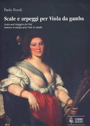 Biordi, P: Scales and Arpeggios for Viol