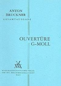 Bruckner, A: Overture G minor
