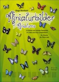 Hugo Reinhold: Miniaturbilder