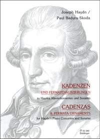 Paul Badura-Skoda: Kadenzen und Fermatenauszierungen