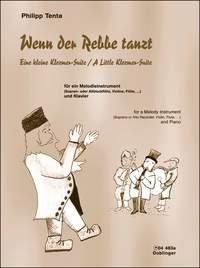 Philipp Tenta: Wenn der Rebbe tanzt