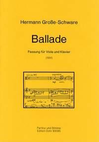 Große-Schware, H: Ballade