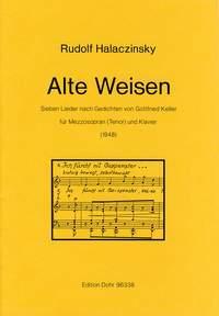 Halaczinsky, R: Ancient Airs op. 2