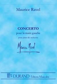Ravel: Concerto pour la Main gauche