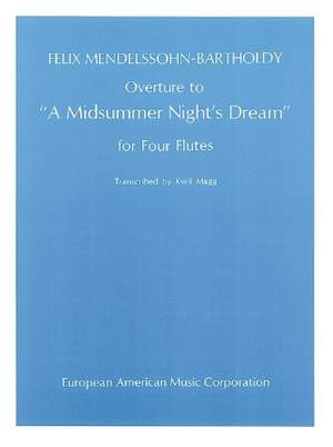 Mendelssohn: Overture to A Midsummer Night's Dream Product Image