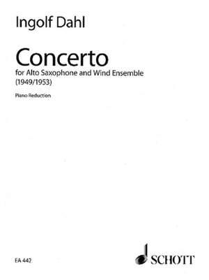 Dahl, I: Concerto
