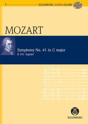 Mozart: Symphony No. 41 in C major K551 (Jupiter)