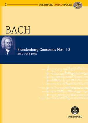 Bach, JS: Brandenburg Concertos Nos. 1-3